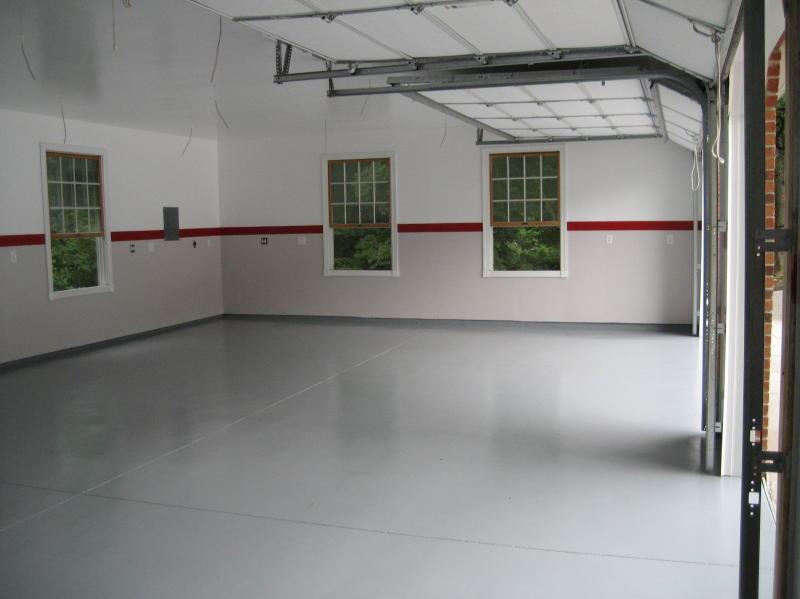 Garage sử dụng sơn Sigma