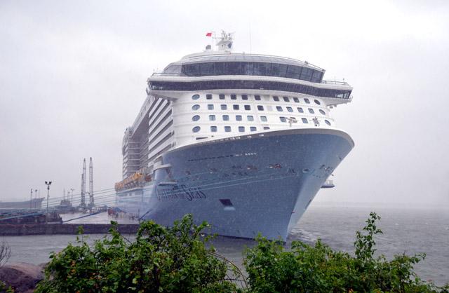 Tàu biển Chanmay