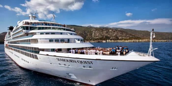 Tàu du lịch biển sử dụng sơn Sigma