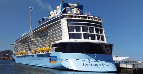 Tàu du lịch sử dụng sơn Sigma