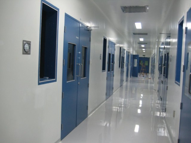 Văn phòng xí nghiệp dùng sơn Sigma